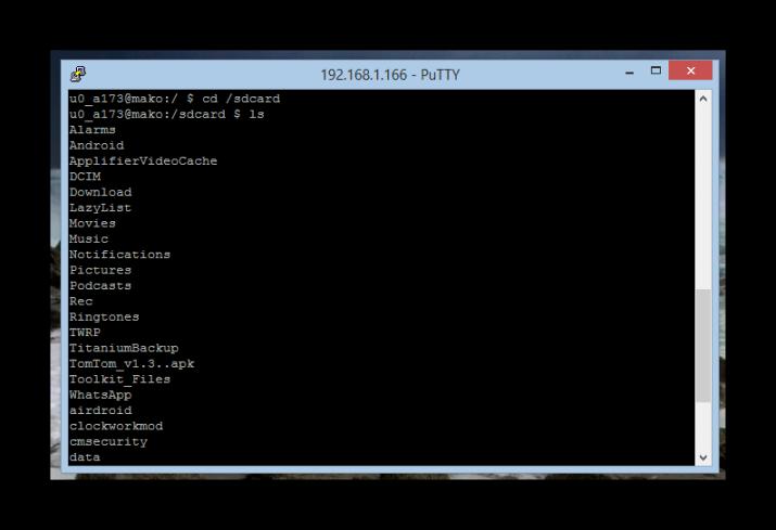 PuTTY_conexion_SSH_remota_foto_4